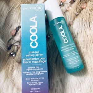 Coola Makeup Setting Spray Spf 30 Organic